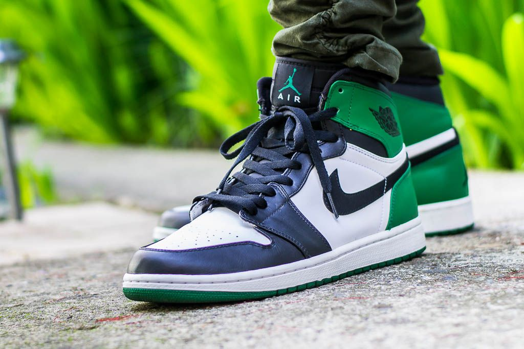 d0b185893ba6b0 Check out my video review of these Air Jordan 1 Celtics and find out where  to grab a pair for yourself!