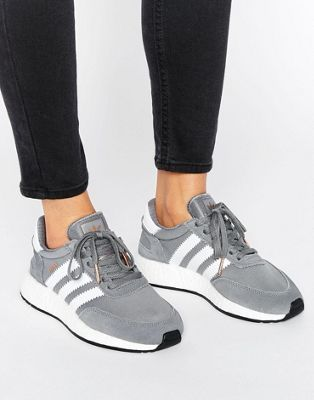 adidas Originals Tênis Gray Iniki Tênis Originals in 2018 Clothes Pinterest 1b09bc