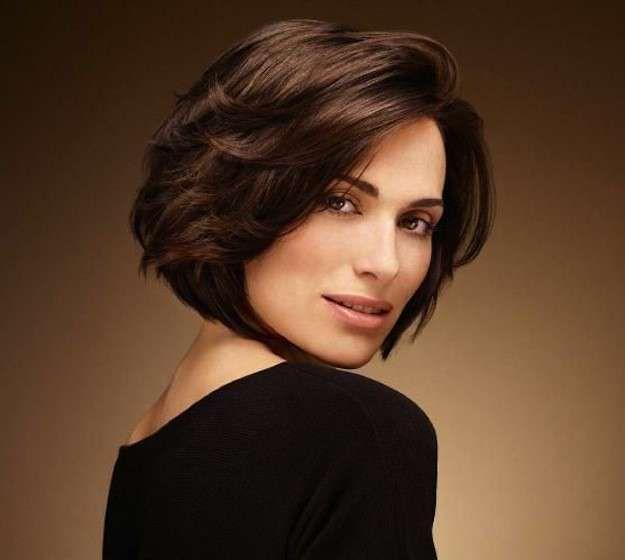 peinados para mujeres de aos fotos de los peinados media melena clsica