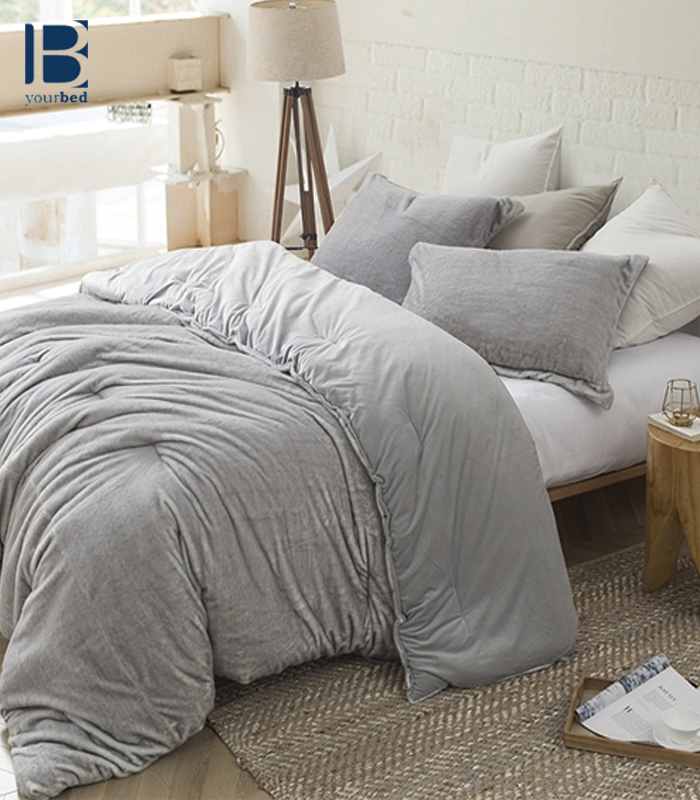 Most Comfortable Oversized Bedding Comforter Ultra Soft And Cozy