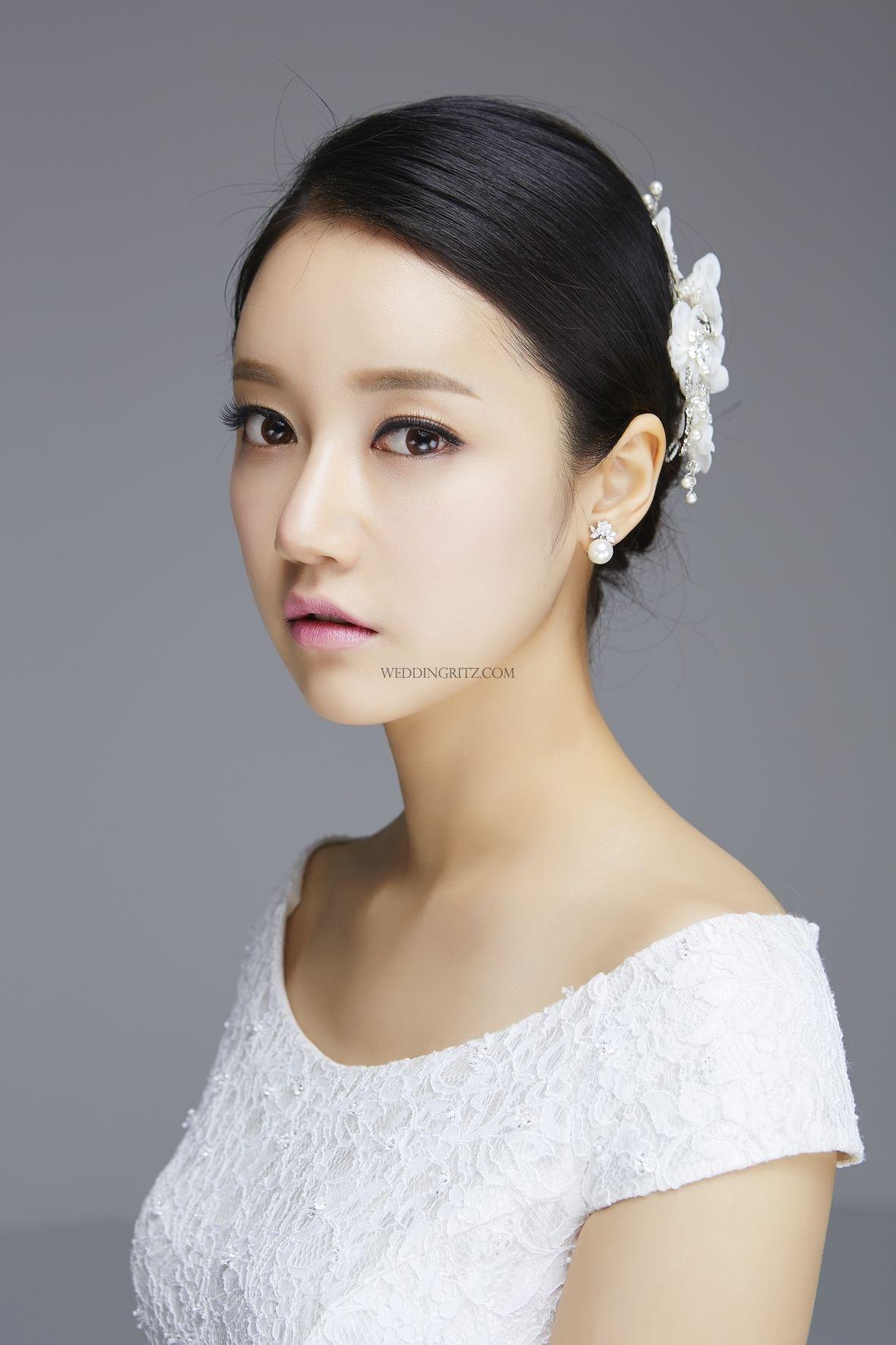 Sample Wedding Makeup : EL Salon in Korea Hair and Makeup Sample Korean Bridal ...