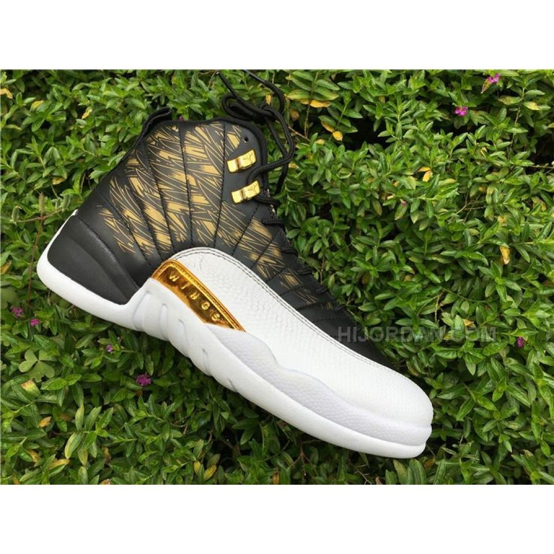 fac0cf0149a558 Men Basketball Shoes Air Jordan XII Wings AAAA 256