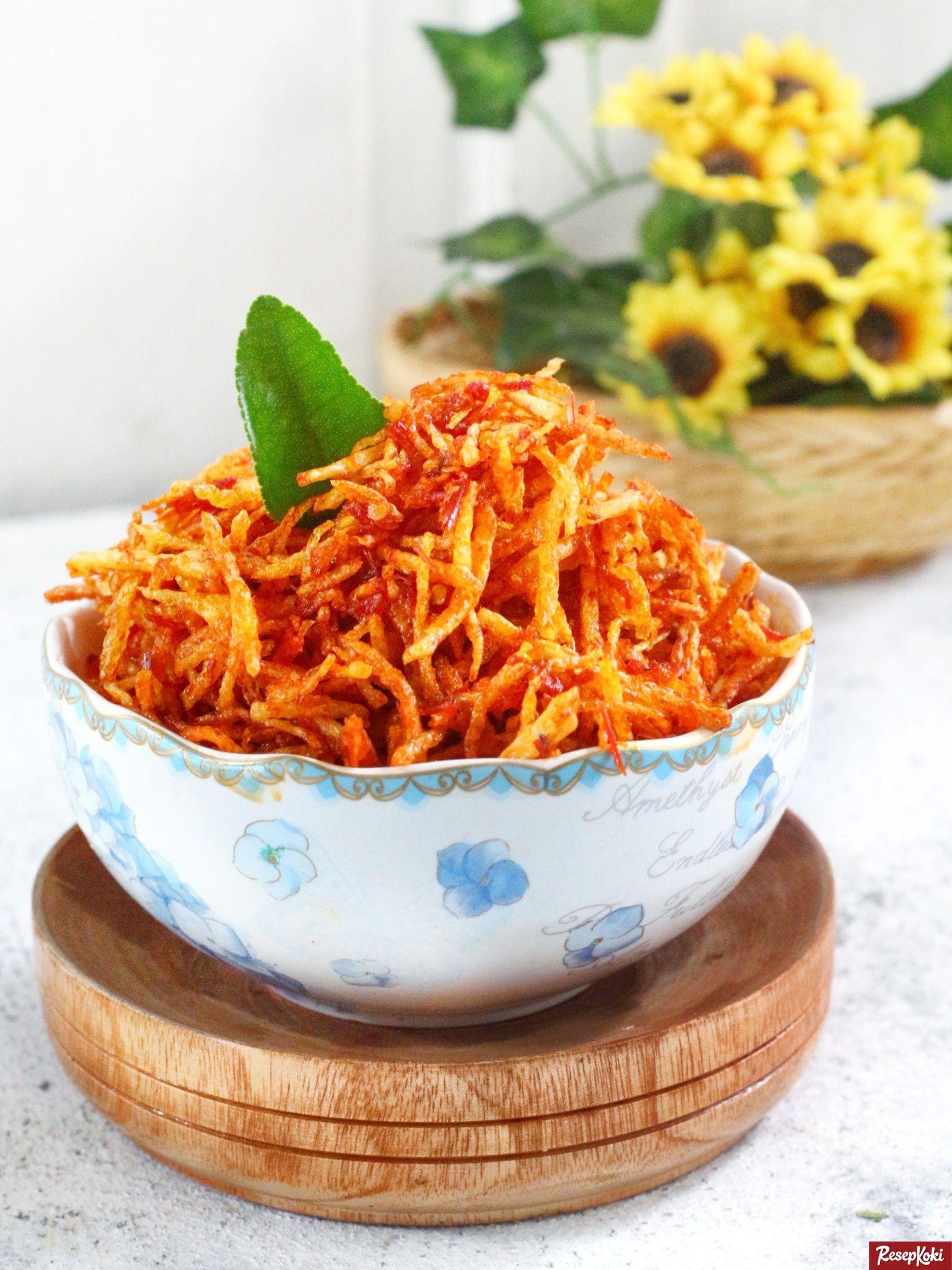 Kentang Mustofa Renyah Dan Lezat Resep Resepkoki Resep Resep Masakan Resep Makanan