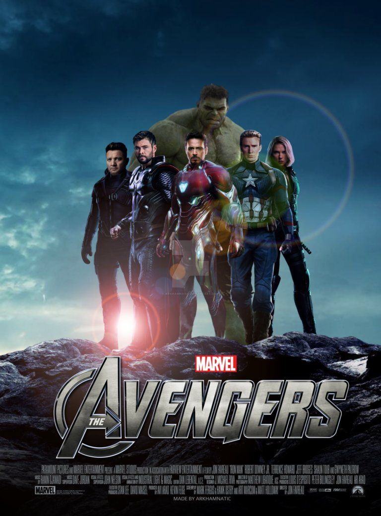 Marvel S Avengers Movie Poster By Https Www Deviantart Com Arkhamnatic On Deviantart Marvel Avengers Movies Avengers Movie Posters Avengers Movies