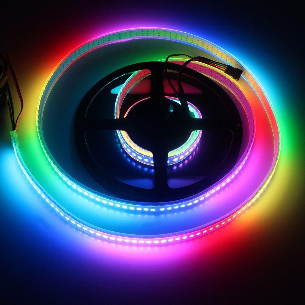 Aufbau, Installation Und Test Des NeoPixel WS2812 RGB LED