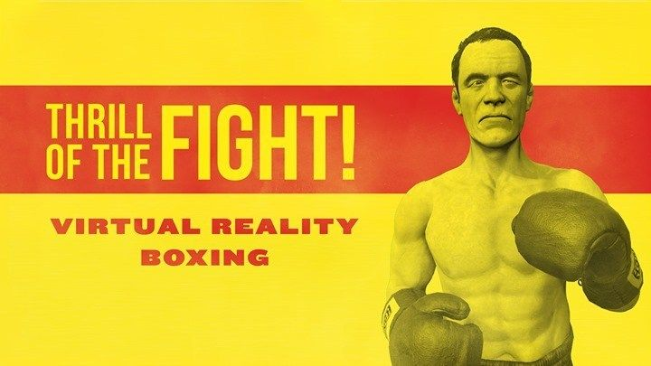 The Thrill of the Fight is Coming to Oculus Quest! Fight