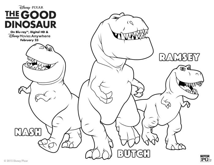 Pin by Caprice Leachman on Coloring Pages Disney Pinterest - copy animal dinosaurs coloring pages