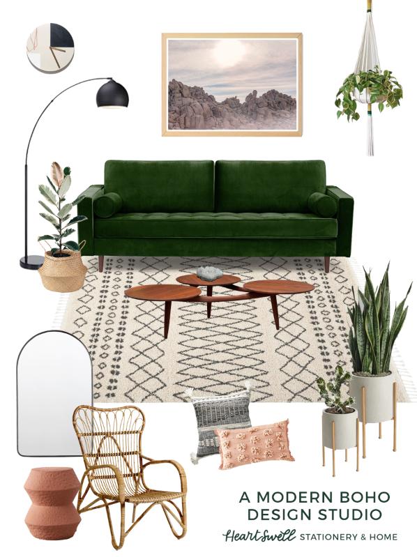 Screen Shot 2018 03 19 At 5 36 01 Pm Png Green Sofa Living Room Eclectic Living Room Modern Eclectic Living Room