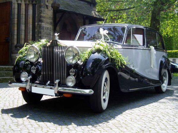 Rolls Royce Silver Wraith Mit Chauffeur Hochzeit Auto Hochzeitsautos Hochzeitsauto