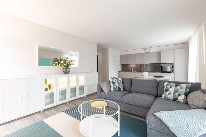 Open space 40 idee per arredare cucina e soggiorno in un