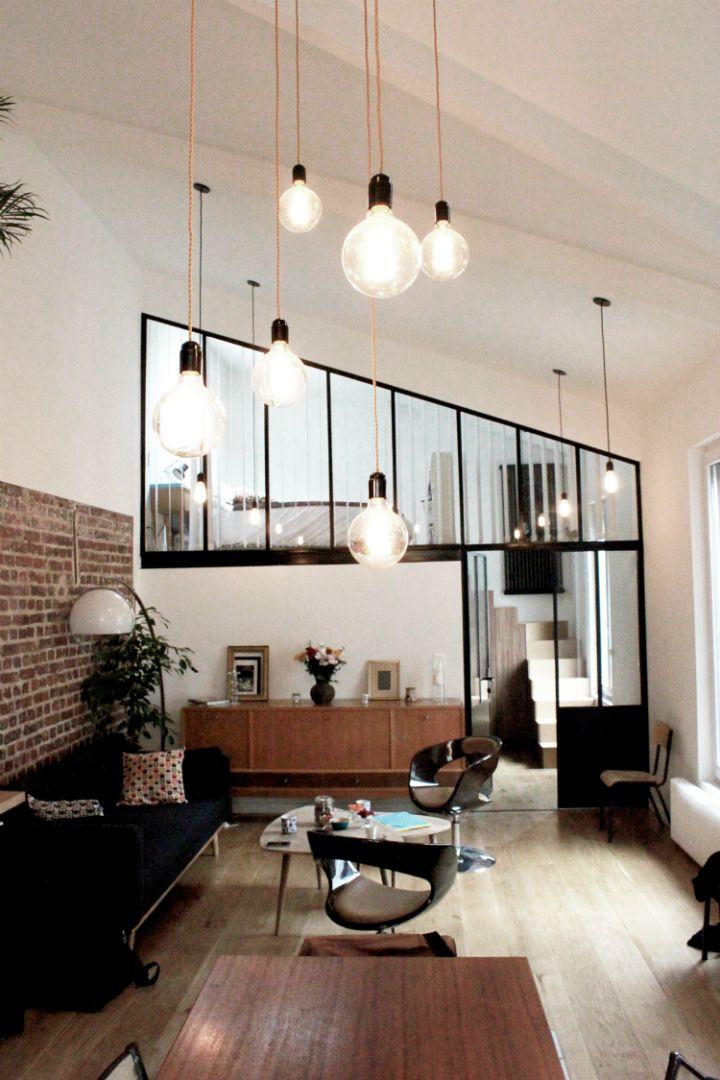 A Three Dimensional Wonder House Interior Interior Design Apartment Decor