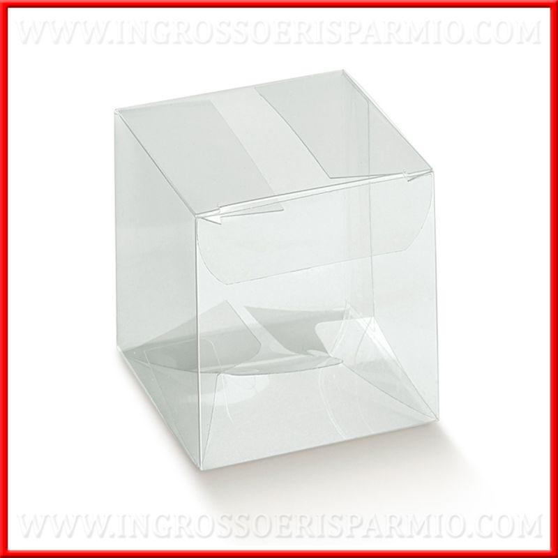 Scatole Trasparenti Pvc 5 X 5 X 5 Cm Piccole Per Confetti Ingrosso E Risparmio Nel 2020 Bomboniere Fai Da Te Bomboniere Fai Da Te Bomboniere