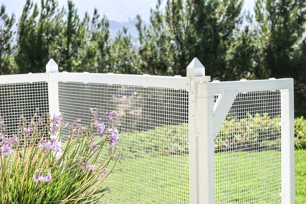 16 X 3 Modular Fence Panels W Hardware Cloth Free Shipping