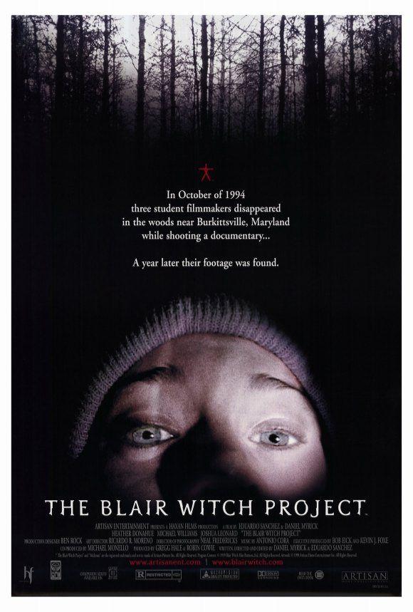 A Bruxa De Blair Filmes De Terror Filmes E Terror