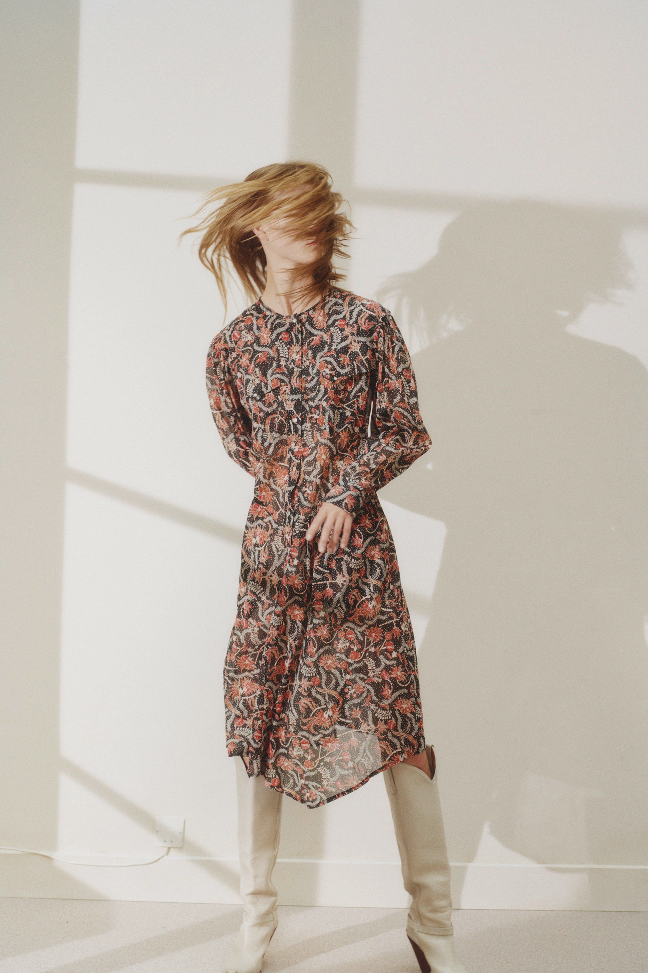 Étoile Isabel Marant Spring 2019 ReadytoWear Fashion