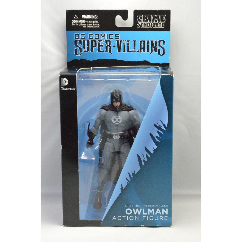 Just in .....:  DC Super Villains... take a look!! http://bigboycollectibles.com/products/dc-super-villains-owlman?utm_campaign=social_autopilot&utm_source=pin&utm_medium=pin #gijoe #gijoeactionfigures #yojoe #toys #bigboycollectibles