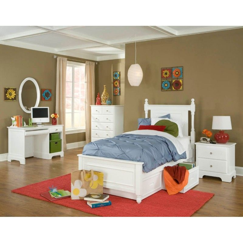 Morelle Collection Twin Captain Bed With Understorage White Twin Captains Bed High Quality Bedroom Furniture Cool Kids Bedrooms