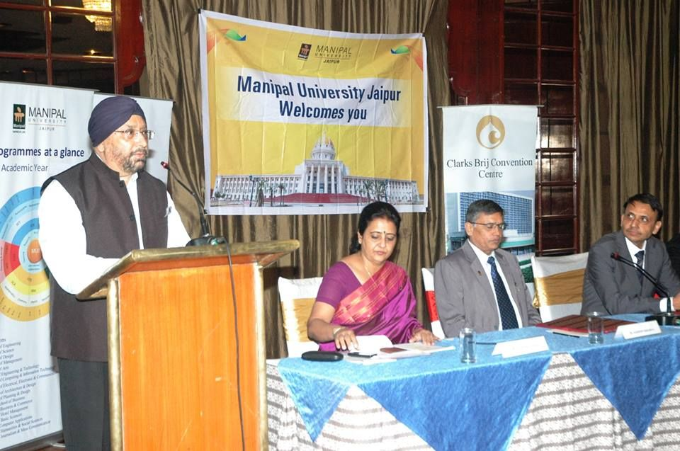 MOU SIGNED BETWEEN HOTEL CLARKS AMER AND MANIPAL UNIVERSITY - building engineer job description