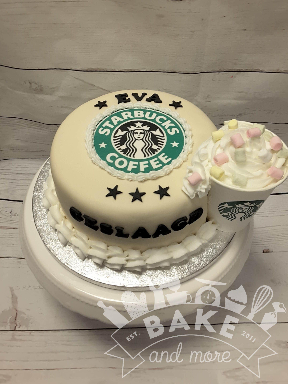 Starbucks Verjaardagstaart Starbucks Birthday Cake Cakes