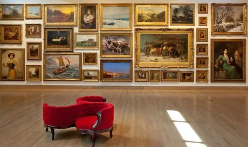 Yair Shalev Frye Art Museum (With images) Museum jobs