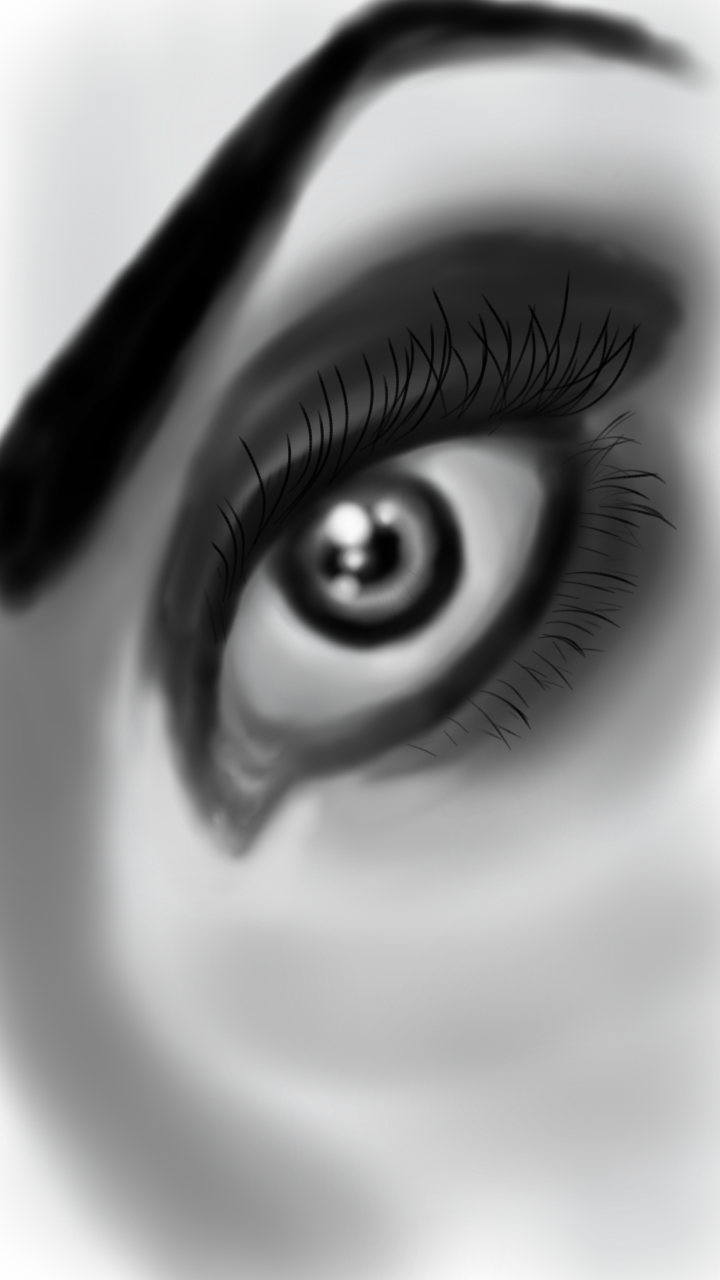 Aquele olhar...