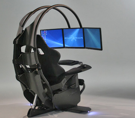 Clivens Scorpion Computer Chair