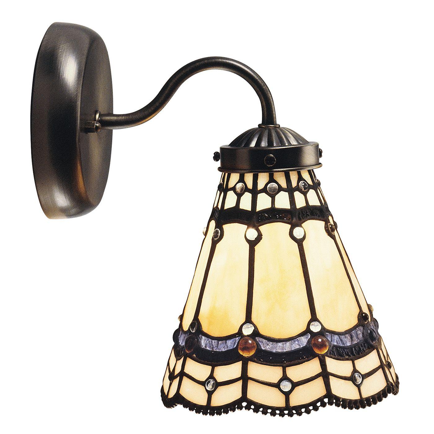 aplique modernista pared para led tiffany sulion apliques modernistas tiffany lamparas