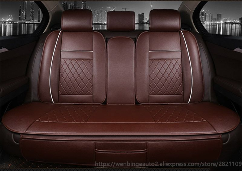 Only Car Rear Seat Covers For Chevrolet Cruze Captiva TRAX LOVA SAIL Auto Accessories Styling