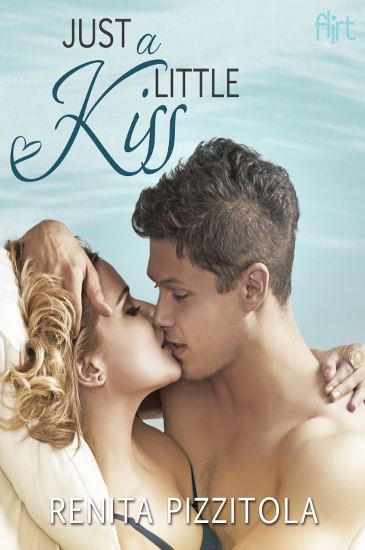 {Review & Giveaway} Just a Little Kiss by Renita Pizzitola | Fic Central