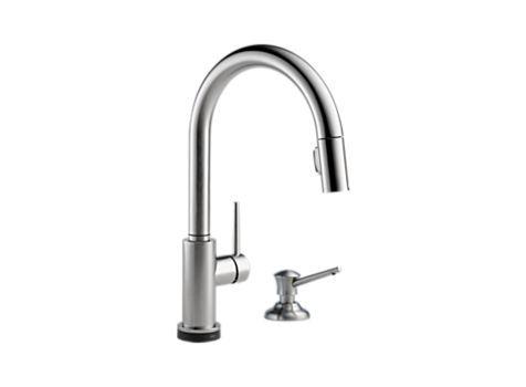Delta Faucet Model 9159t Ar Dst Faucet Delta Faucets Kitchen