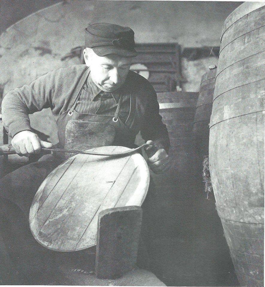 Manufacturer of barrels Piedmont