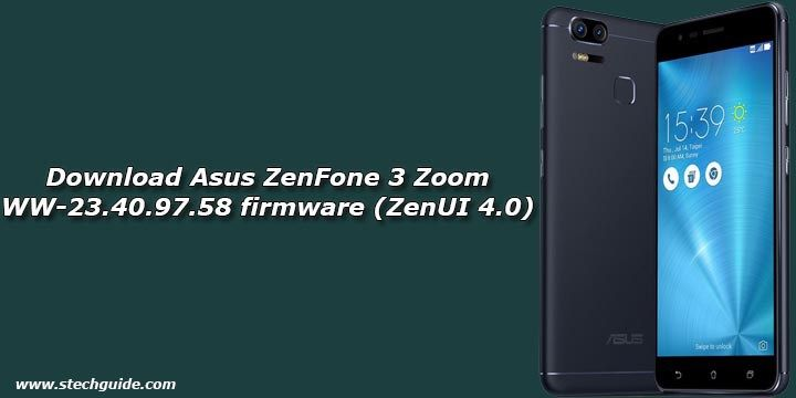 Here we share a direct link to Download Asus ZenFone 3