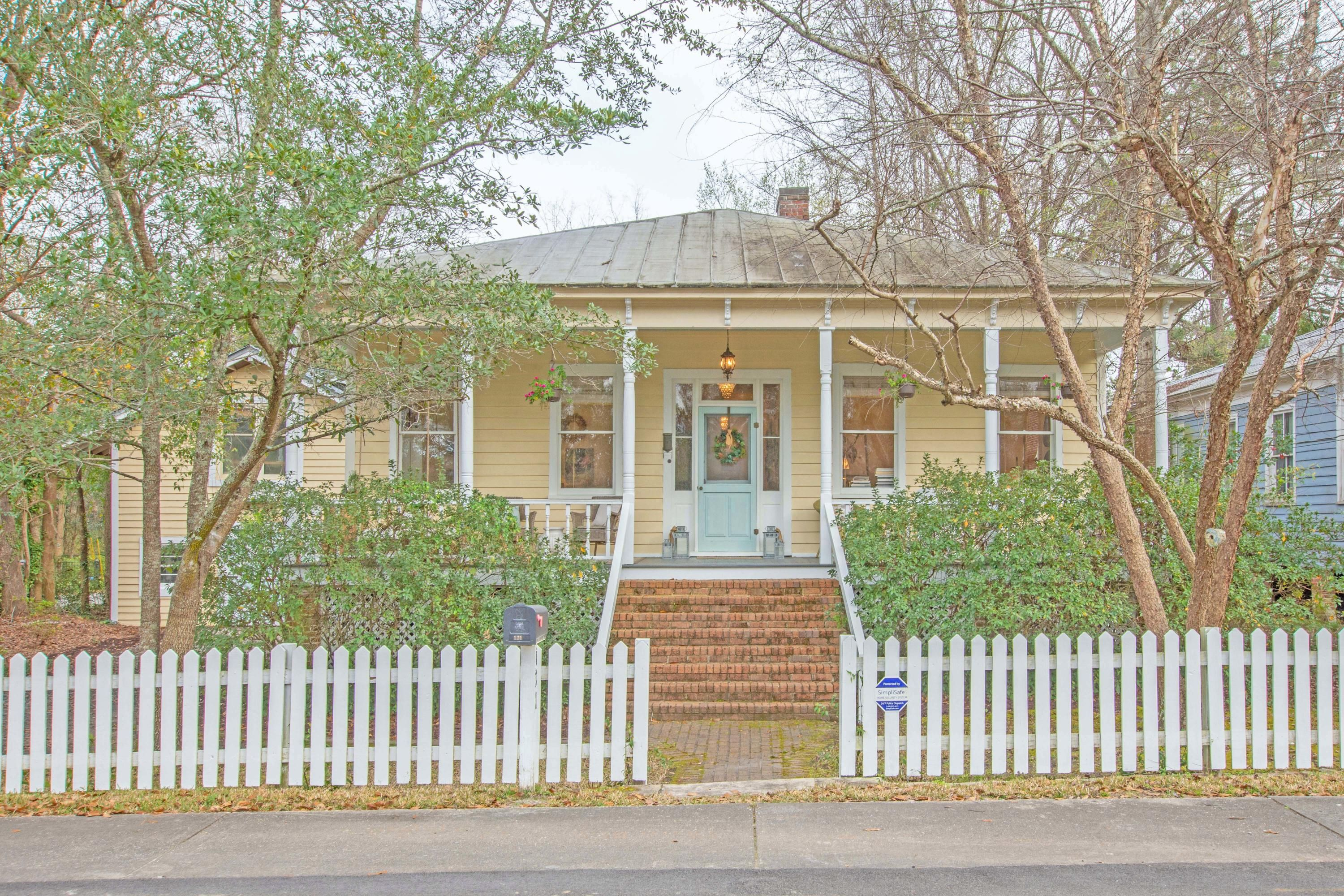 This ABSOLUTELY historic home has been lovingly