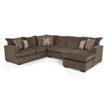 Best Miranda 2 Piece Right Side Facing Sectional Sectional 400 x 300