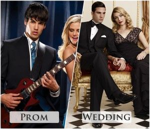 Prom Tuxedo Or Wedding What S The Difference
