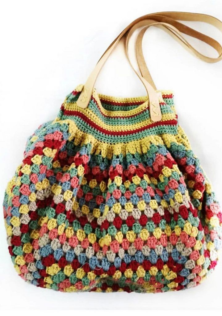 103 The Best of Trend Crochet Bag Models Here - Page 30 of 103