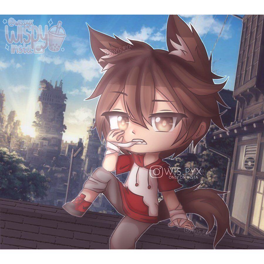 Uwu Face Anime , Uwu Face  Cute anime chibi, Cute anime character