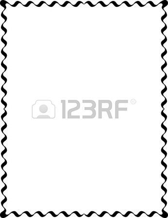 simple border Simple lines, border frame, vector design, Monochrome
