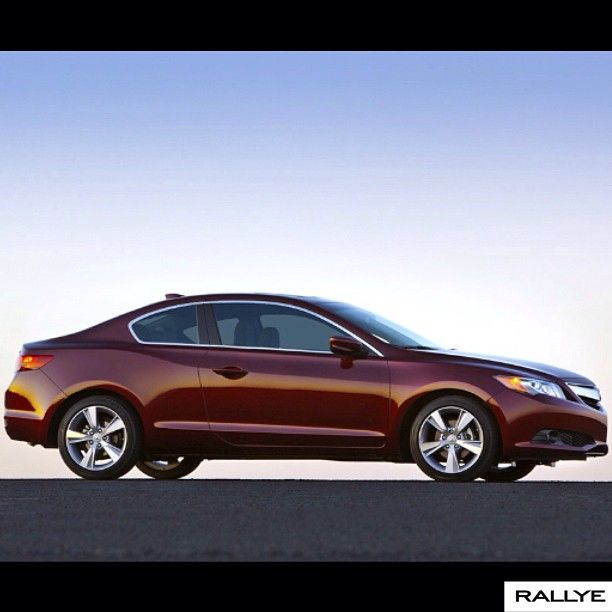 Wouldnt The #acura #ilx Make A Great Looking Coupé? Photo