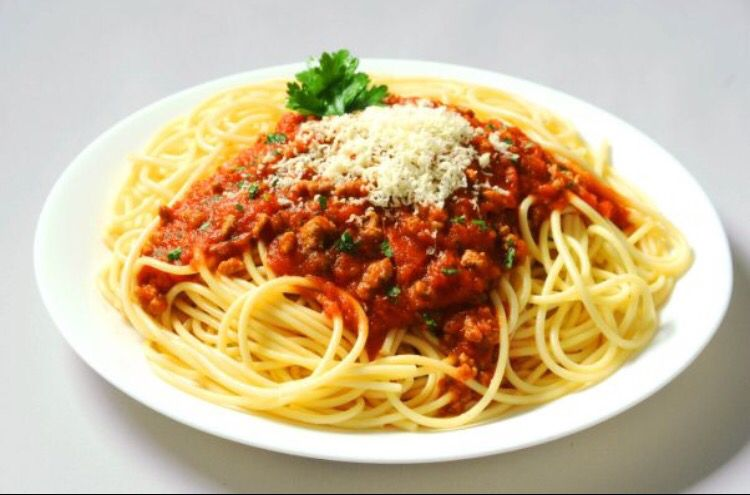 Ricette Spaghetti Bolognese.Spaghetti Alla Bolognese Ricette Di Pasta Idee Alimentari Ricette