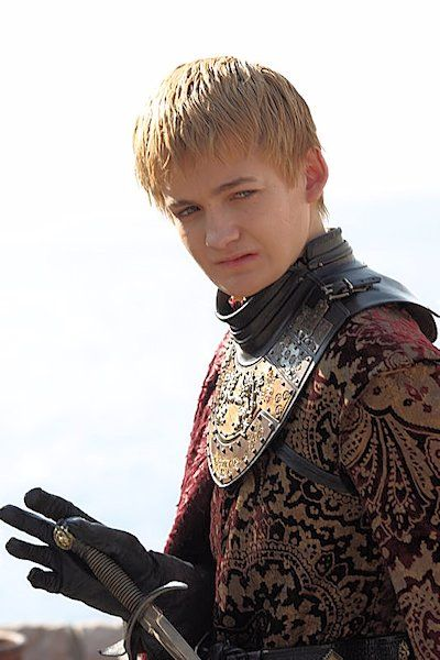 King Joffrey Baratheon (Jack Gleeson) | Throne, Game of ...