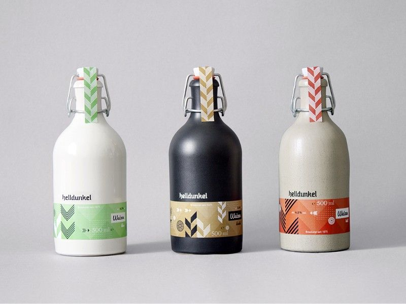 Packaging design - output: Sung-Hi Leem