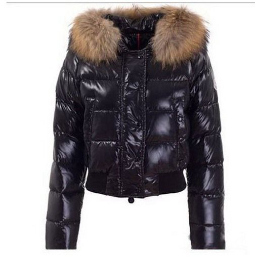 f1b108d670b6 prix doudoune moncler - Doudoune Moncler Femme Alpin Noir Court ...