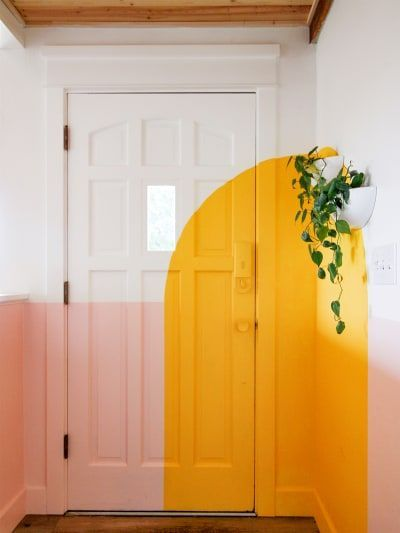 4 Mural Ideas We Learned from Muralist Racheal Jackson's Home