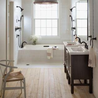 Weinstein Bath Es Farmhouse Bathroom Philadelphia And Kitchen