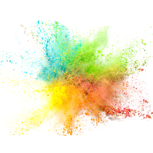 Explosion Of Colored Powder Explosion Colored Powder Splash Vector Background Color Explode Color Powder Watercolor Background Background Design Vector