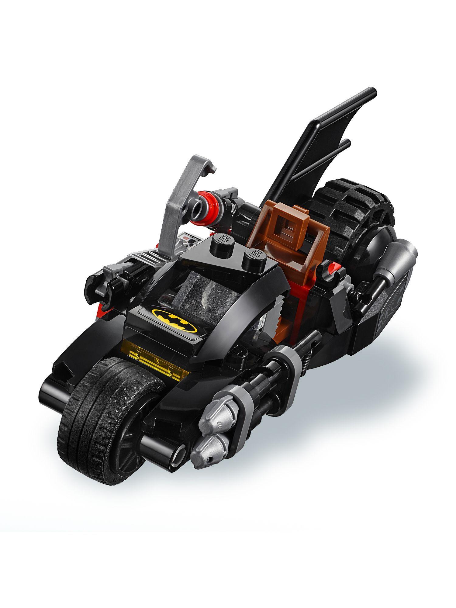 Lego DC Batman Mr Freeze Batcycle Battle Building Set 76118
