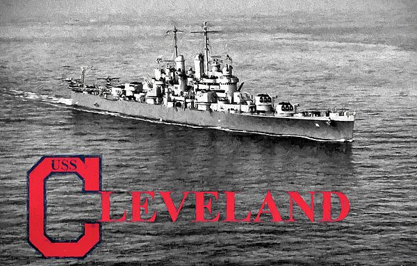the uss Cleveland,uss Cleveland,u.s.s. Cleveland,uss Cleveland cl55,uss Cleveland cl-55,uss Cleveland cl 55,us navy,usn cruisers,light cruiser,wwii cruisers,world war two cruisers,pacific theater,naval ships of wwii,navel,night fighter,pearl harbor,light cruiser,light cruisers of wwii,Cleveland,Cleveland OH,Cleveland Ohio,wwii cruisers,WWII Light Cruisers