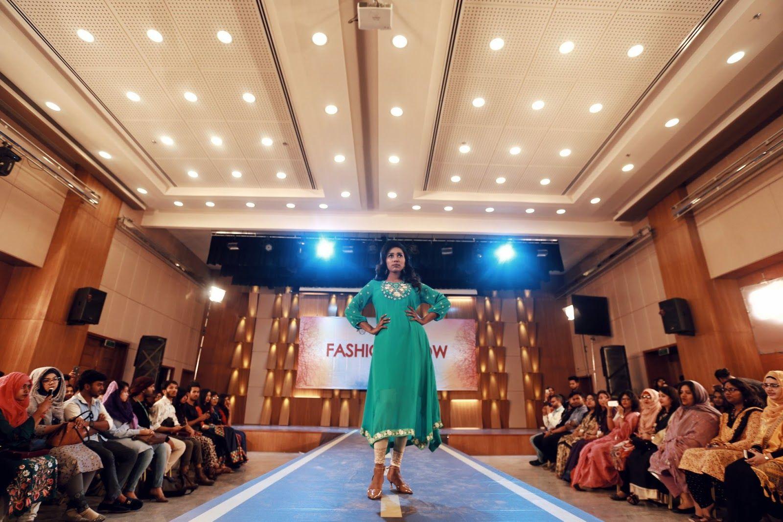 Yellow Buft Fashion Fest 2019 University Style Fashion Bangladesh