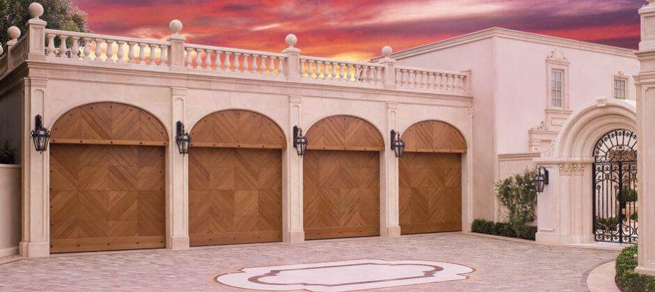 Garage Door Mansion Automatic Door Specialist Wood Garage Doors